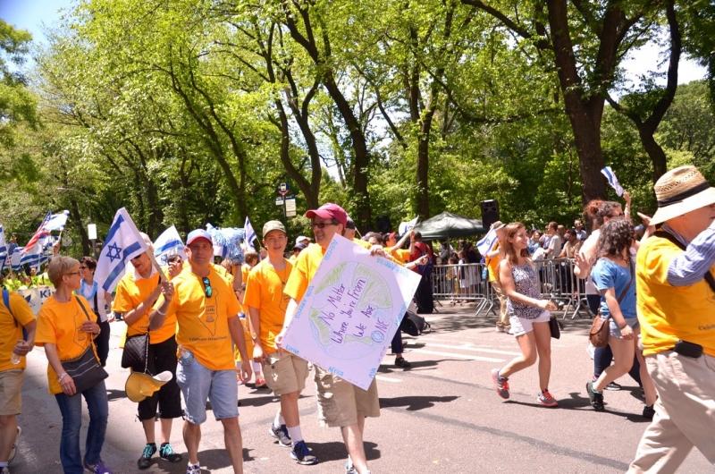 Israel Parade 2014 - 29