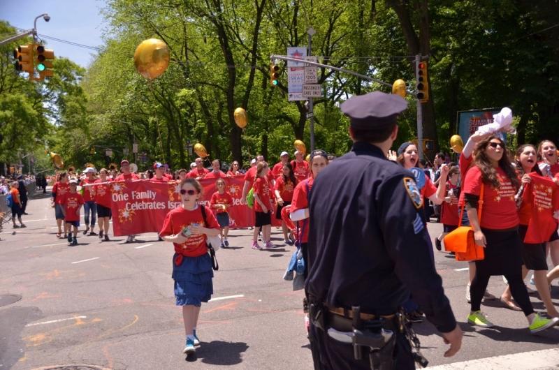 Israel Parade 2014 - 45