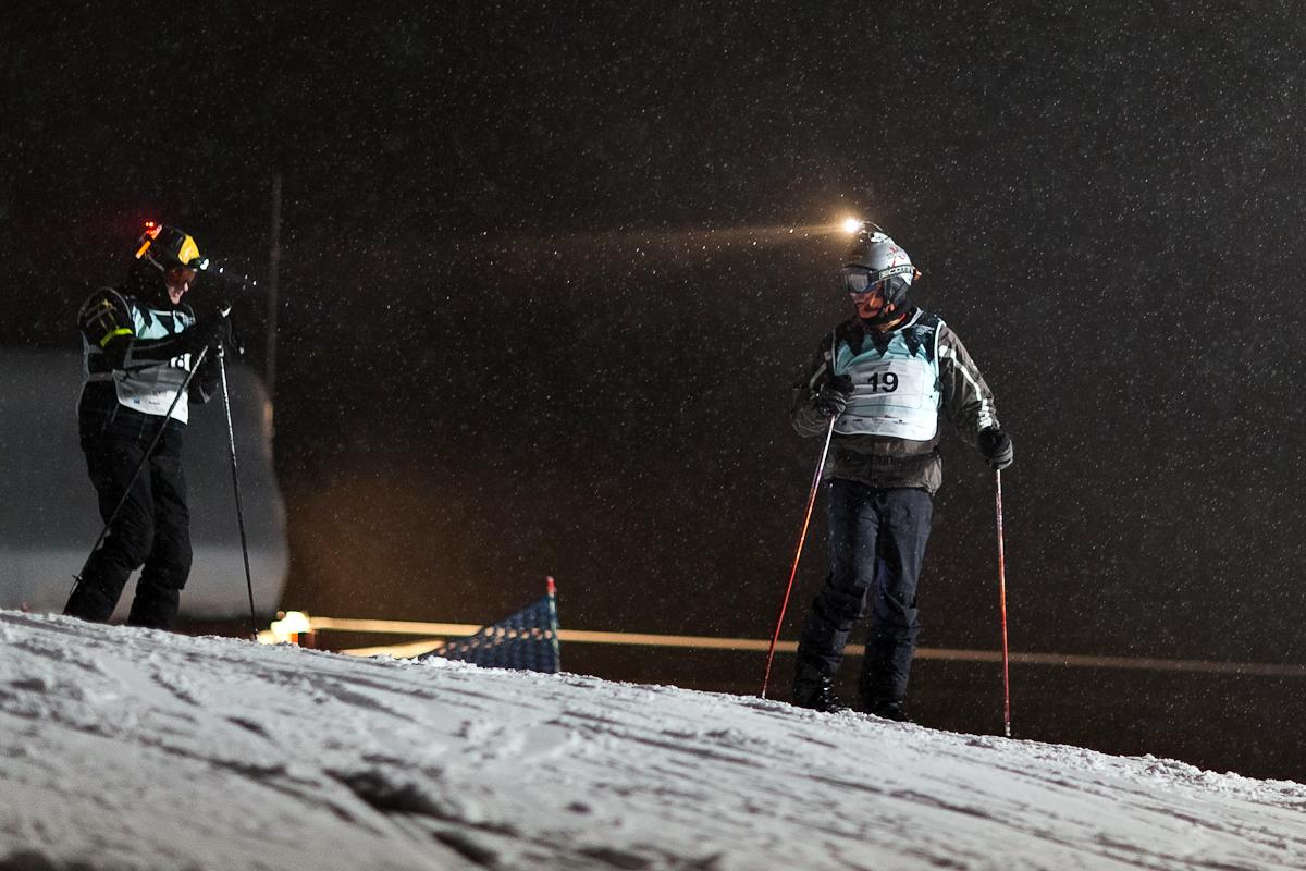 Night-Ski-25-Hour-Freeride-Dominique-Perret-Gstaad-Switzerland-January-2012