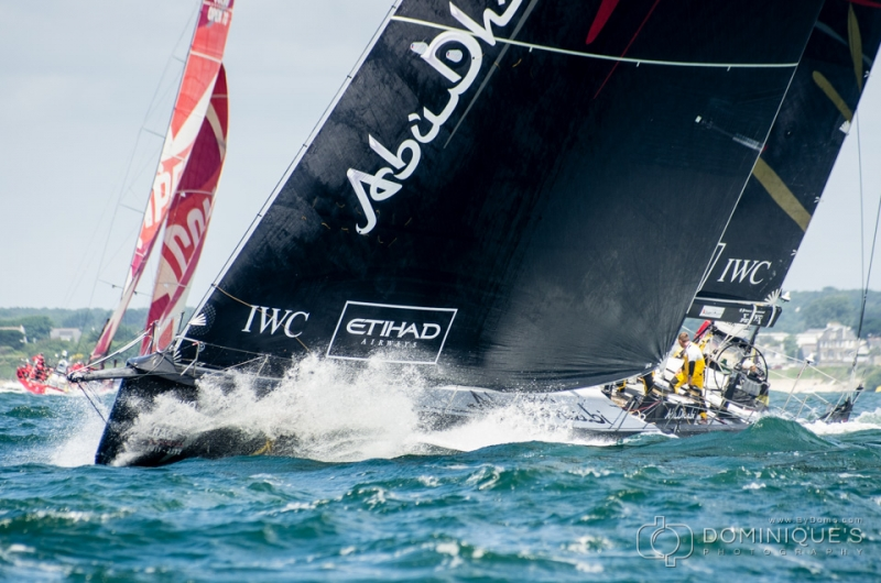 Lorient In-Port Race