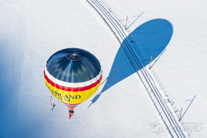 Balloon Festival Château-d'Oex