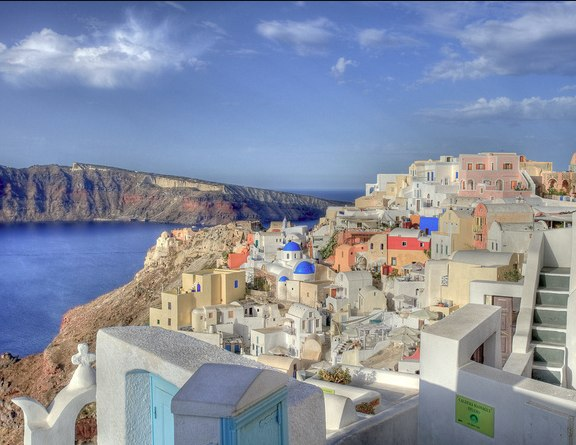 Greece - Santorini-1