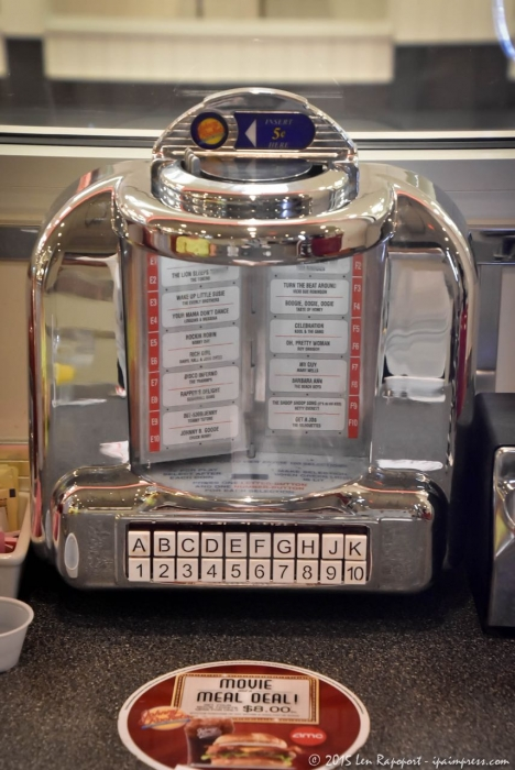 Johnny Rockets - 20