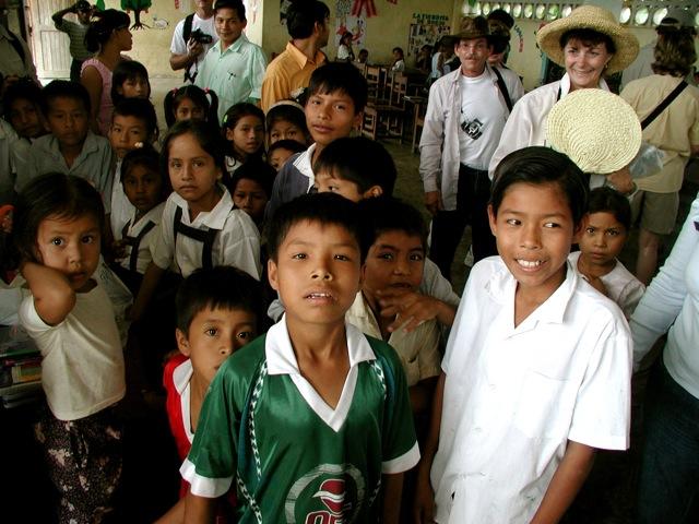 Amazon Village Class Room