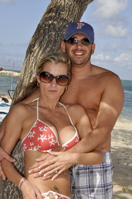 Leona & Evan - Jamaica, 2009