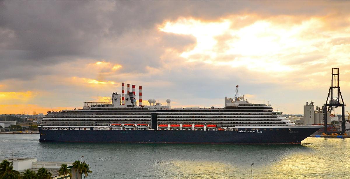 Cruise Ship - 2012