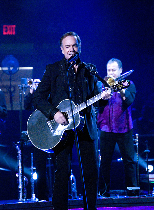 Neil Diamond NYC - August 2008
