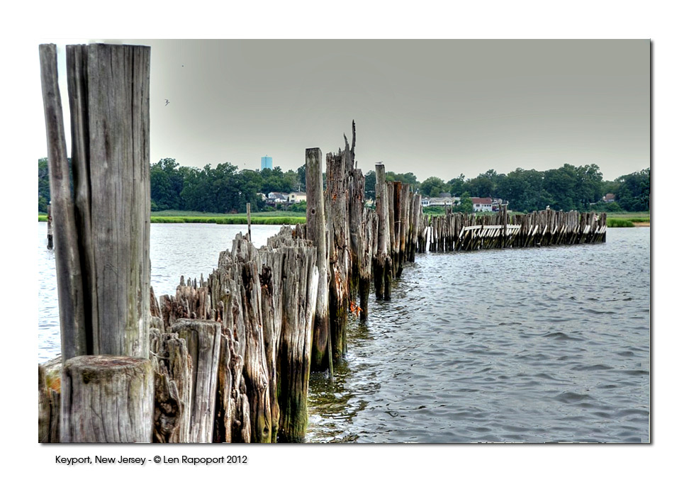 Keyport NJ Waterfront 2012