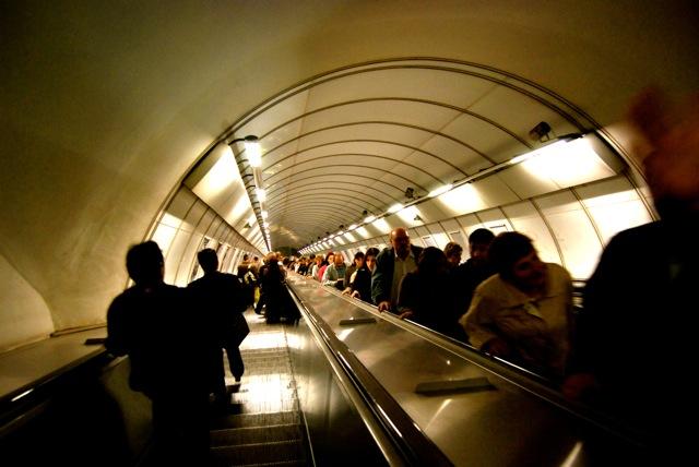 Prague-Subway - 2008