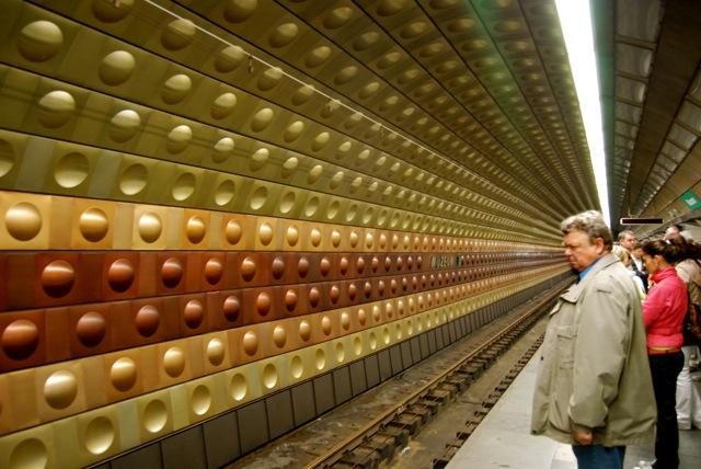 Prague-Underground