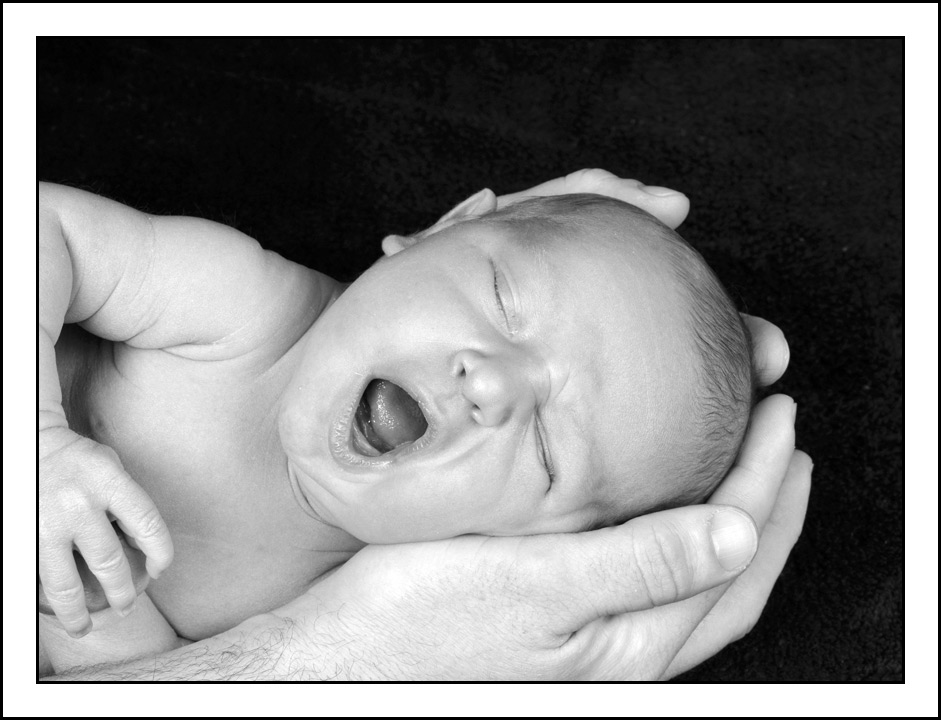 My Grandson Reid - Newborn Sept. 2011