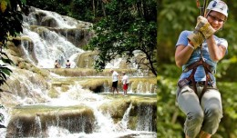 Chukka Caribbean Adventures_ Zipline Canopy &amp; Dunn_s Falls