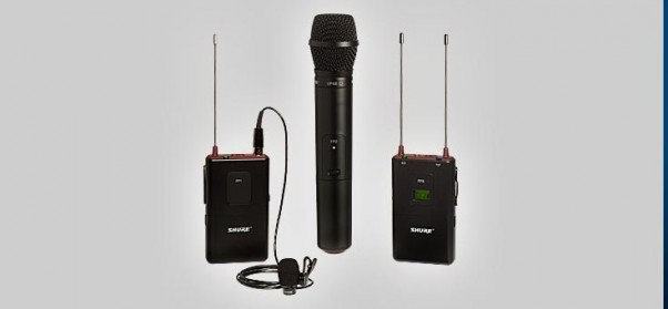 Shure Americas   Coming Soon   FP Wireless Systems