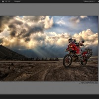 Interface - Simon Thomas Bromo