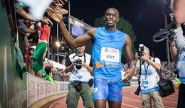 Athletissima Samsung Diamond League Lausanne 2012