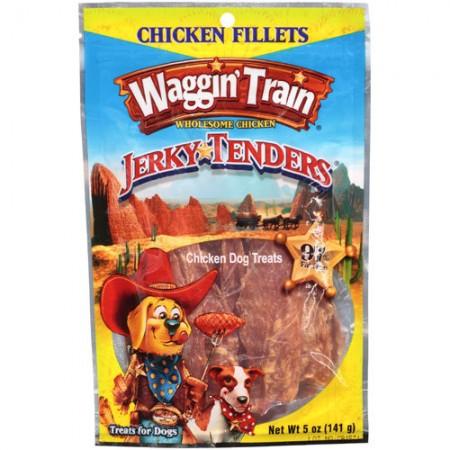 Wagon Train Dog Treats