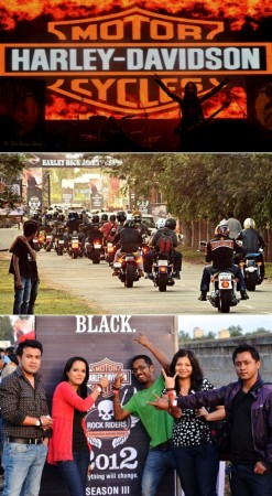Harley Rock Riders Season 3, Bangalore. An event by Harley-Davidson India. Photo by Jim Ankan Deka