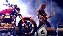 Kryptos at Harley Rock Riders, Bangalore - Jim Ankan photography