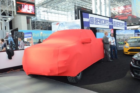 Auto Show 2013 -covered