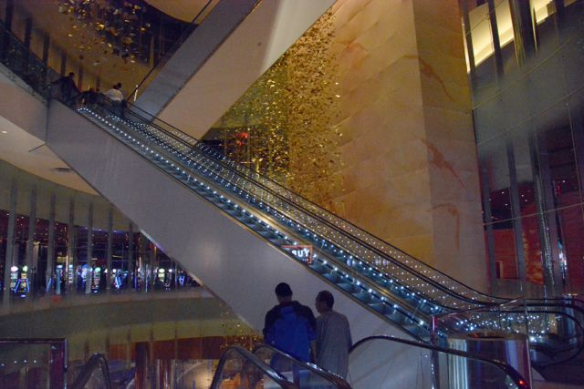 Revel casino death escalator