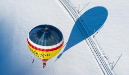 36ème Festival International du Ballons de Château-d'Oex