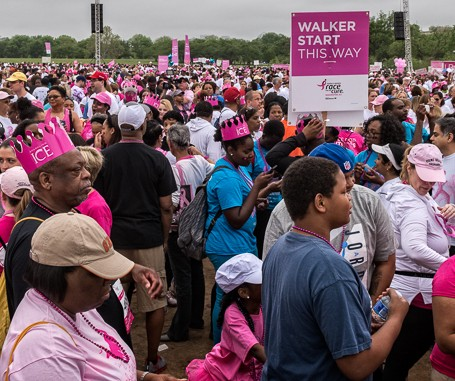 Race for the Cure 2015 - DC