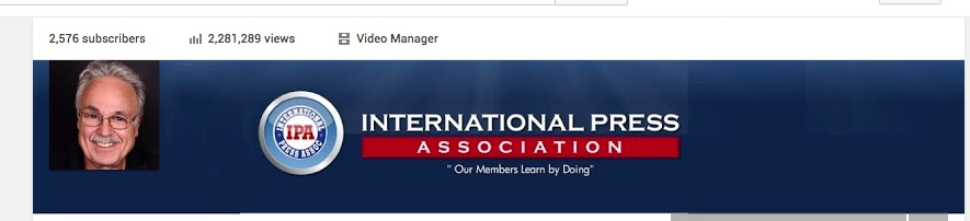 IPA YouTube Channel
