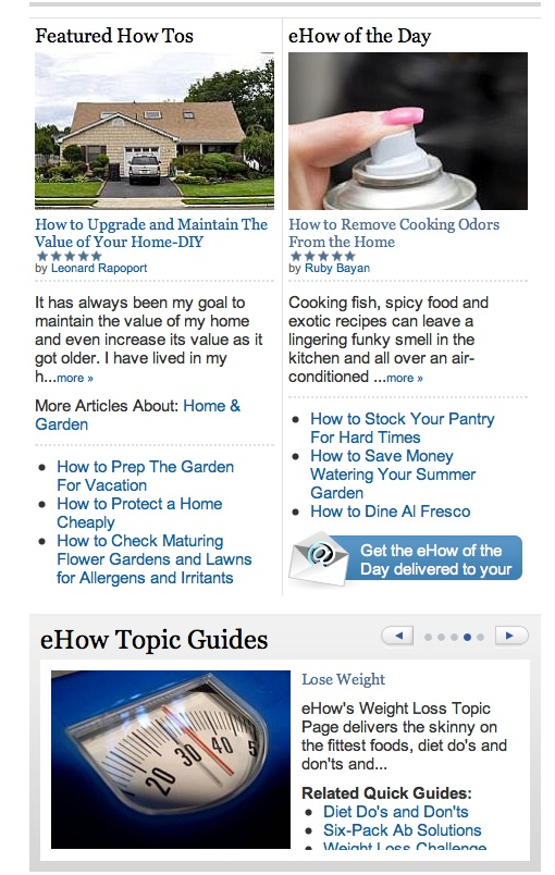 eHow - Click to Enlarge