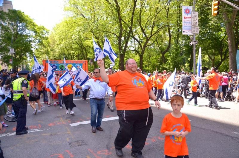 Israel Parade 2014 - 04