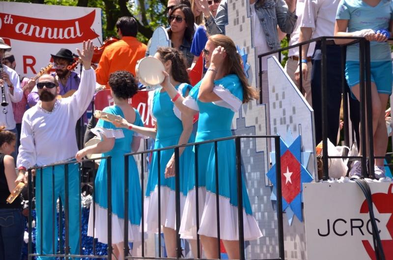 Israel Parade 2014 - 53