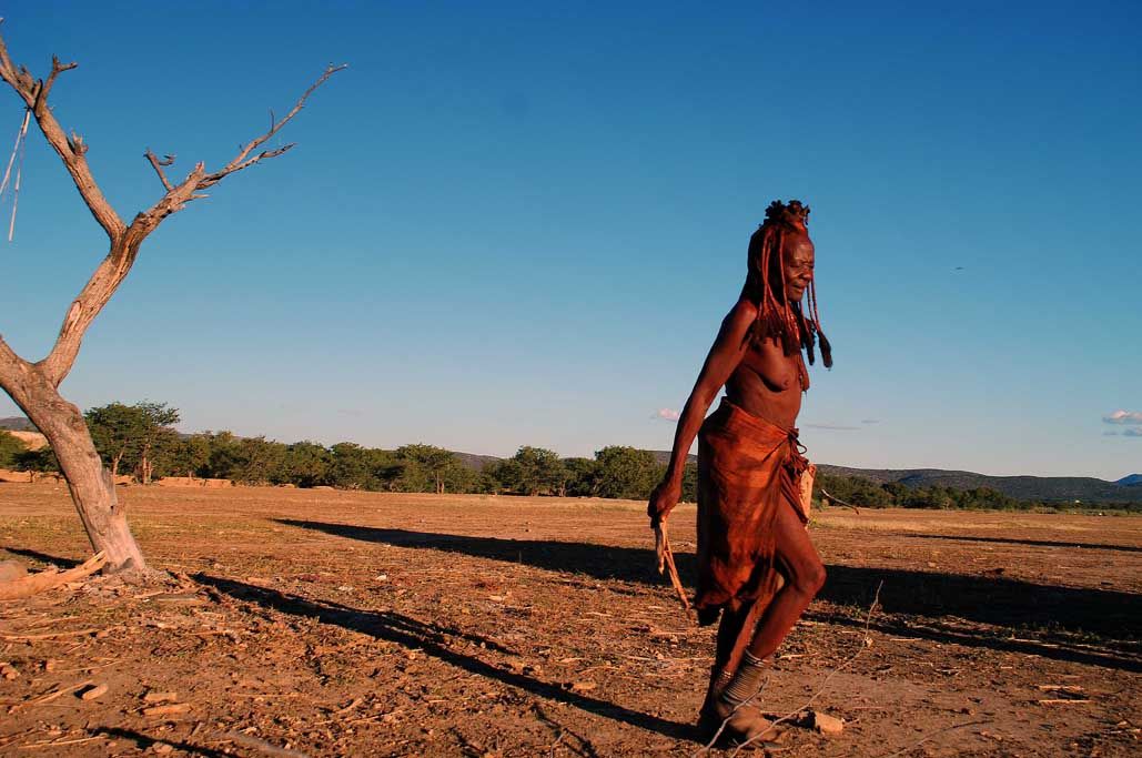 13jpg Namibia, the Himba people.