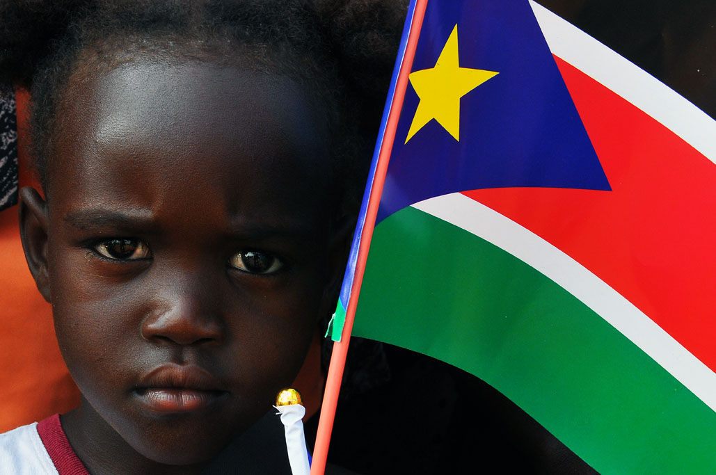 THE BIRTH OF THE REPUBLIC OF SOUTH SUDAN