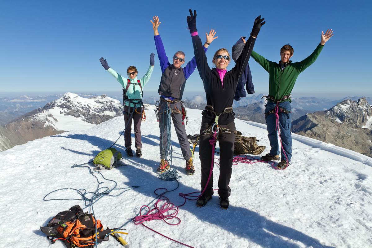 Summit-At-the-summit-of-the-Pingne-dArolla-Valais-Switzerland-August-2011