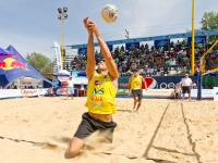 Sideline-save-Brazilian-volleyball-athlete-Juliano-Vieira-keeping-the-ball-in-play-Cochabamba-Bolivia-April-2011