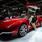 Motor Show Geneva 2012