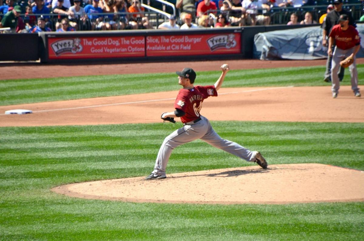 Baseball At Citifield - Queens, NY 2012