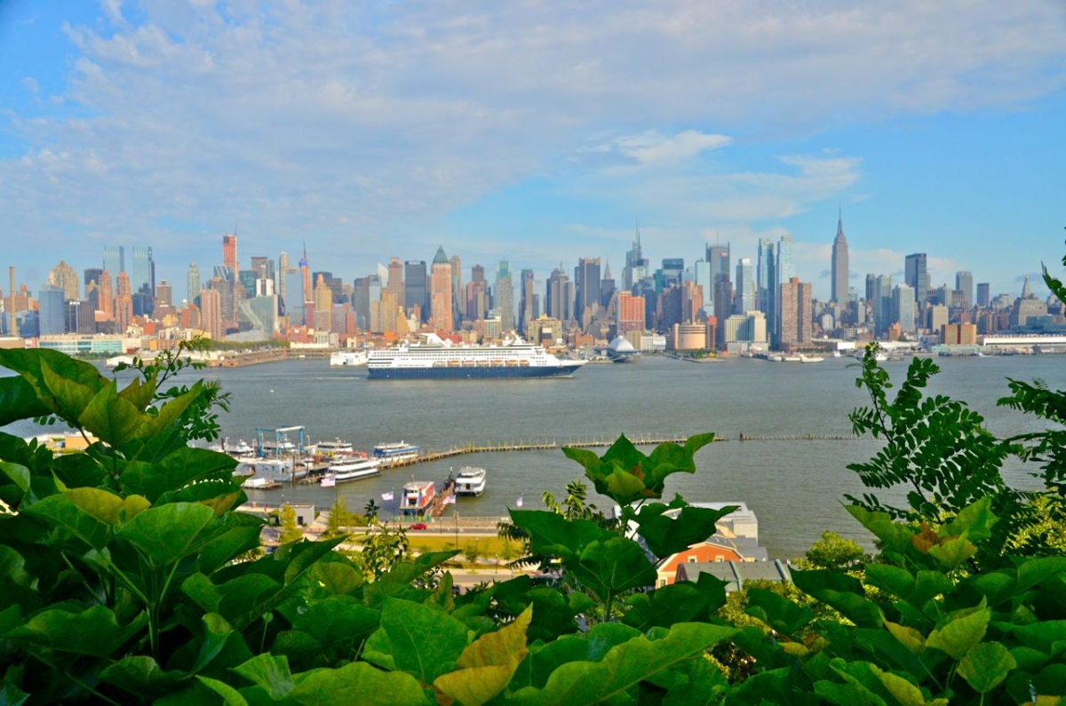NYC Skyline From New Jersey