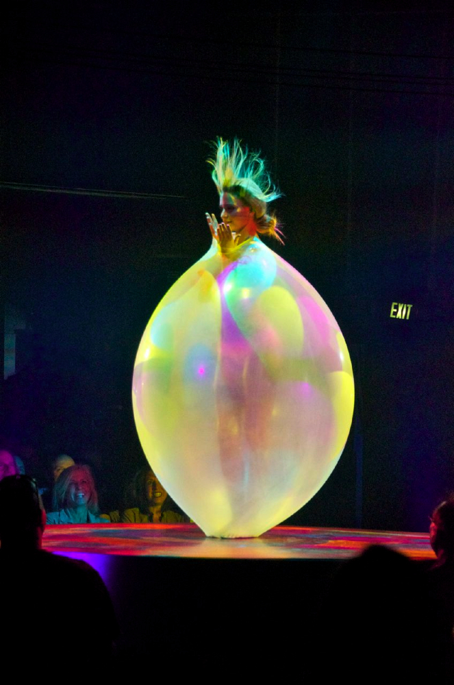 Las Vegas Show 2012