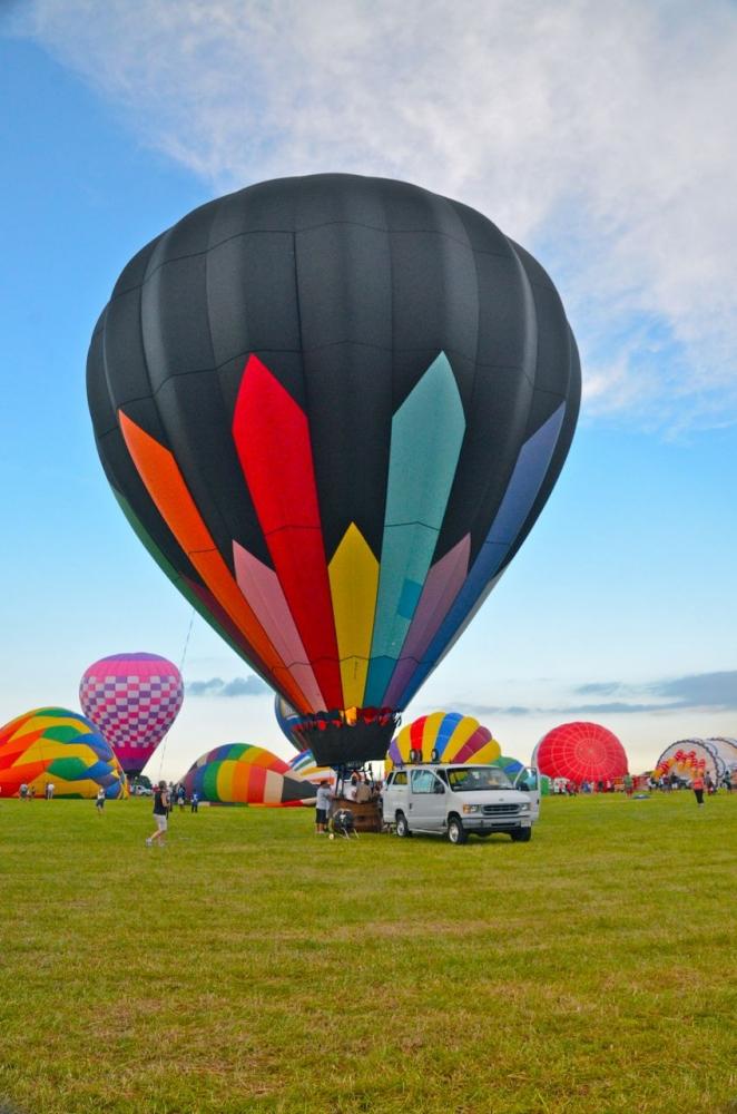 Quick Chek Festival of Ballooning 2012