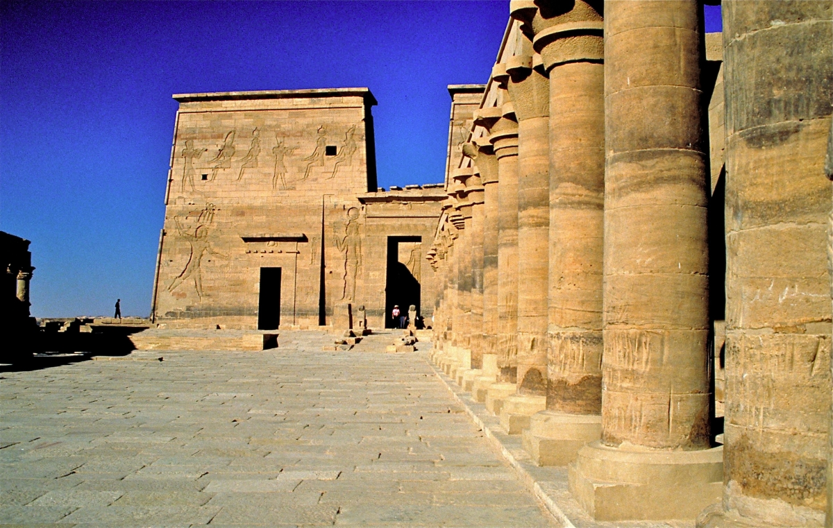 Temple of Horus - Egypt 2011