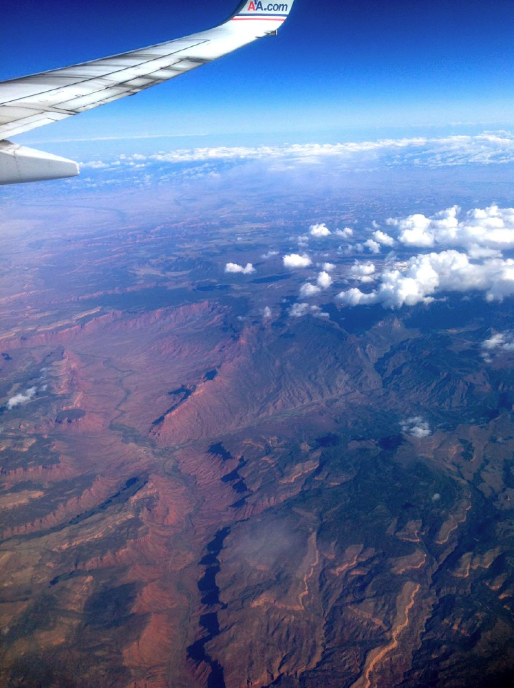 From the Plane - 2012