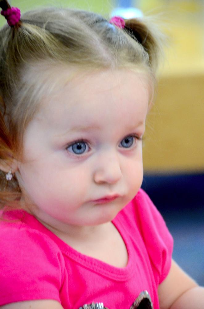 My Granddaughter Lia - 2012
