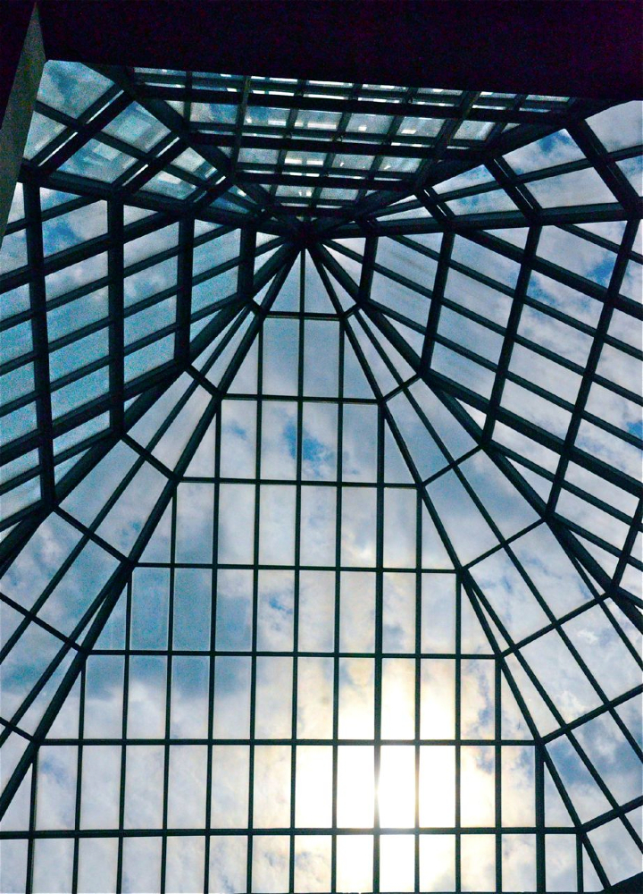 Skylight At The MET