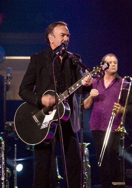 Neil Diamond NYC - August 2008