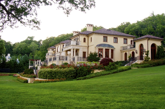 Navasink River Mansion, NJ 2010