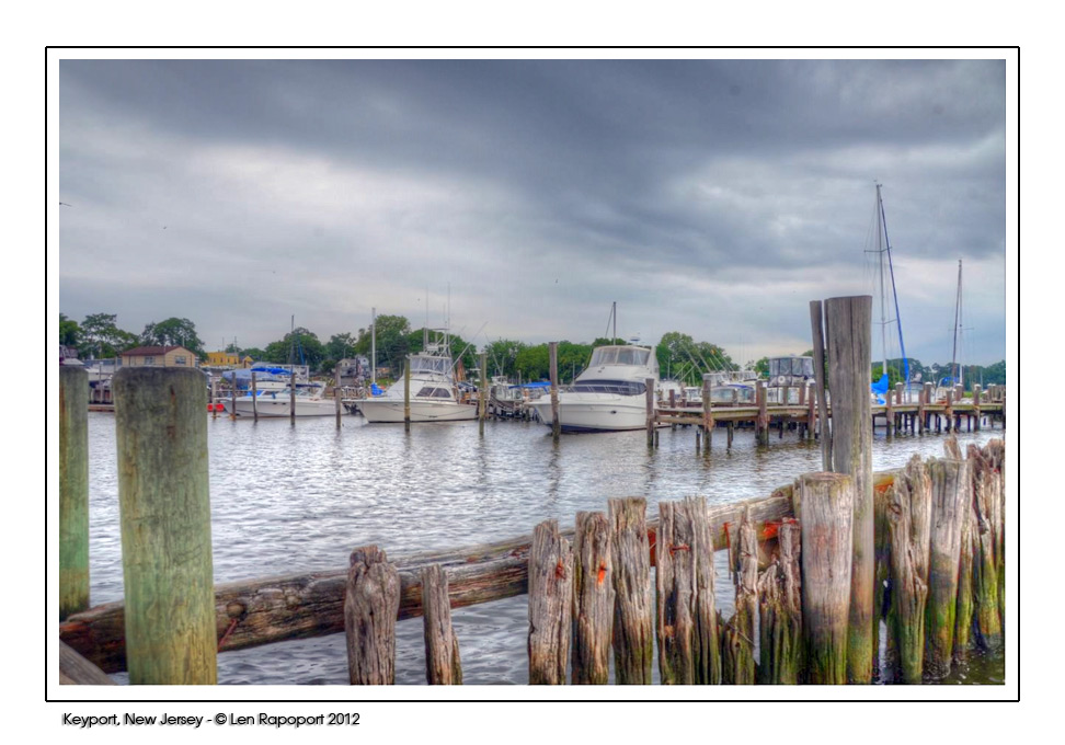 Keyport NJ Waterfront 2012