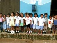 School Children - Iquito Peru