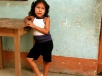 Young Child - Iquito Peru