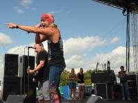 Bret Michaels Festival of Ballooning 2012