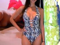 Curve Lingerie & Swimwear Show 2012
